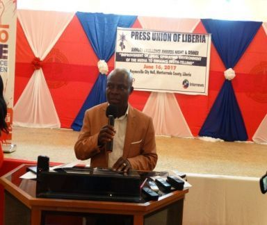 Press Union of Liberia Congratulates Liberians
